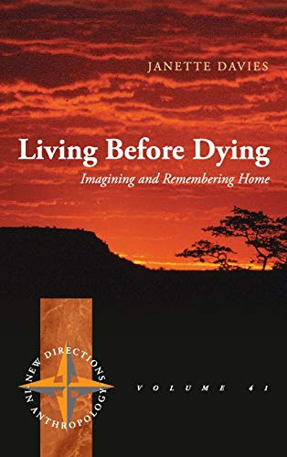 Living Before Dying By Janette Davies