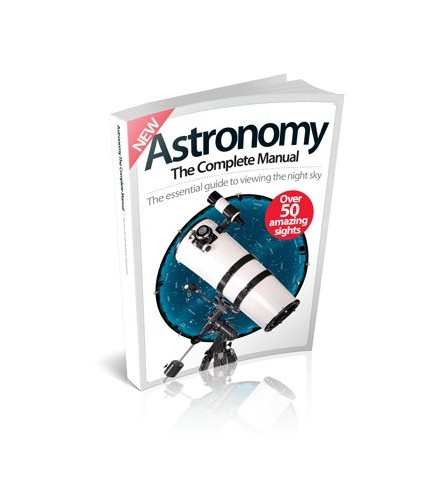 Astronomy The Complete Manual By Imagine Publishing