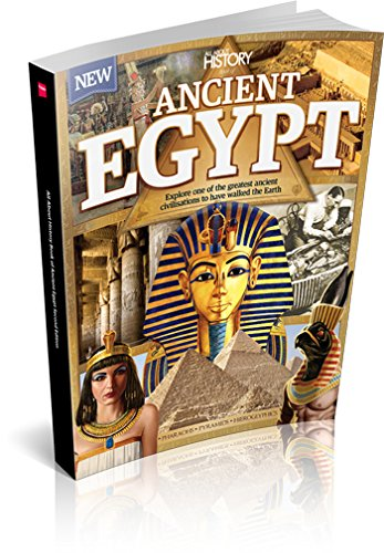 All About History Book of Ancient Egypt Second Edition By Imagine Publishing