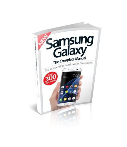 Samsung Galaxy Complete Manual By Imagine Publishing