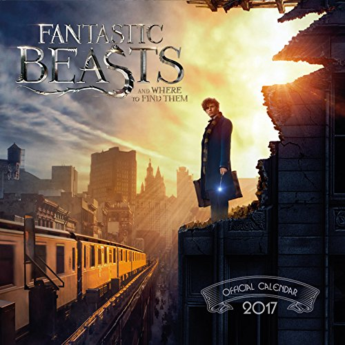 Fantastic Beasts Official 2017 Square Calendar By Danilo