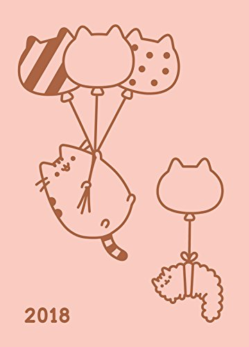 Pusheen Official 2018 Diary - Week to View A5 Format by