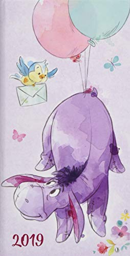 Eeyore Official 2019 Diary - Pocket Diary Format By Eeyore