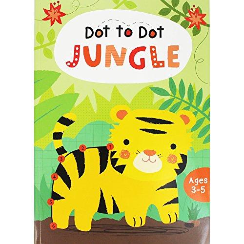 i-Read Dot To Dot Jungle