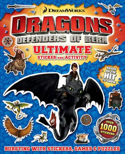 Ultimate Sticker and Activity Book