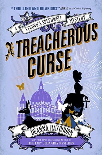 A Veronica Speedwell Mystery - A Treacherous Curse By Deanna Raybourn