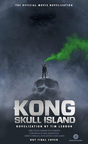 Kong By Tim Lebbon