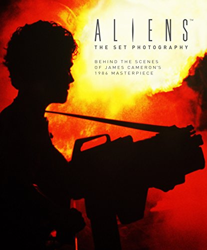 Aliens: The Set Photography By Simon Ward