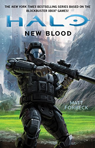 Halo: New Blood By Matt Forbeck