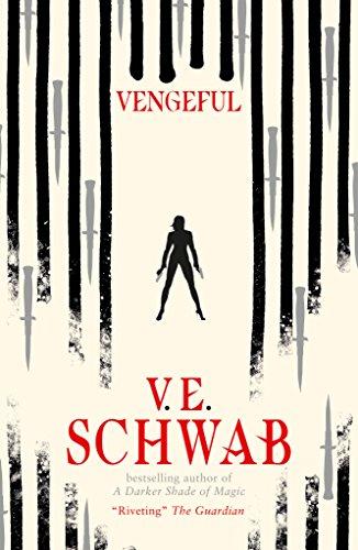 Vengeful (Villains 2) By V. E. Schwab