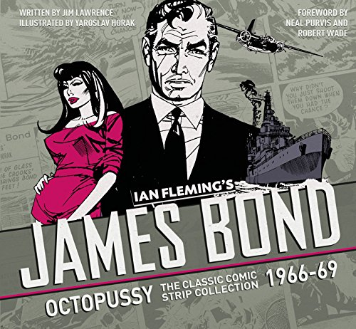 The Complete James Bond: The Hildebrand Rarity - The Classic Comic Strip Collection 1966-69 By Ian Fleming