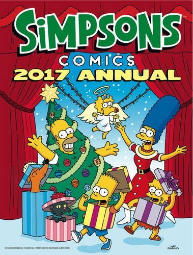 The Simpsons: Annual: 2017 by Matt Groening