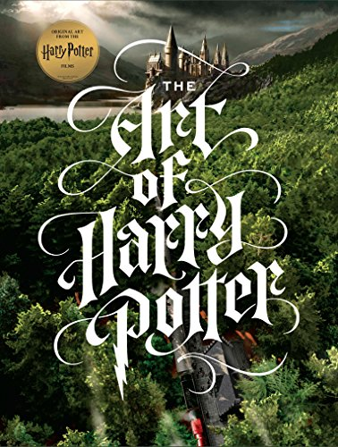 The Art of Harry Potter By Titan Books