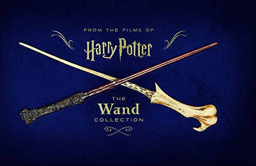 Harry Potter The Wand Collection By Monique Peterson