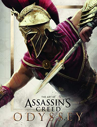The Art of Assassin's Creed Odyssey By Kate Lewis