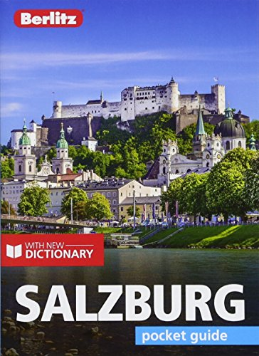 Berlitz Pocket Guide Salzburg (Travel Guide with Dictionary) By Berlitz
