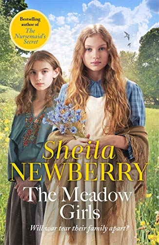The Meadow Girls By Sheila Newberry