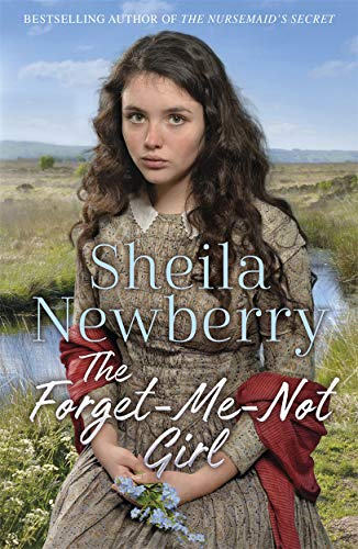 The Forget-Me-Not Girl By Sheila Newberry