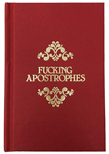 Fucking Apostrophes By Simon Griffin
