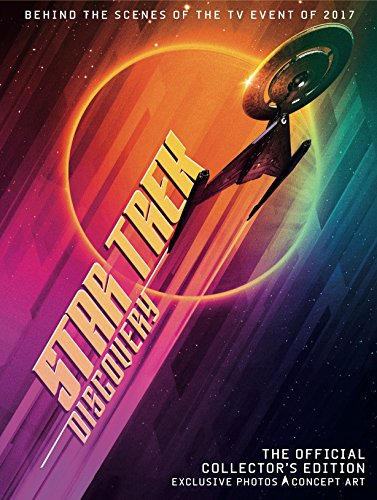 Star Trek Discovery: Official Collector's Edition By Samuel Titan, Jr.