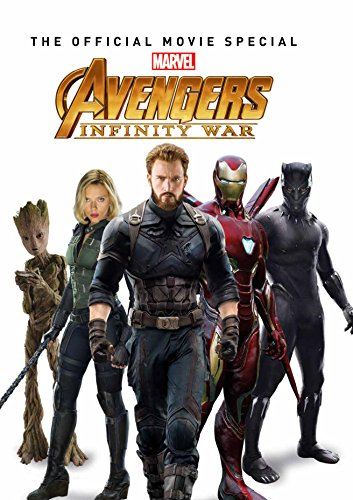 Marvel's Avengers Infinity War: The Official Movie Special Book By Titan