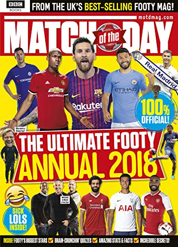 Match of the Day Annual 2018 by