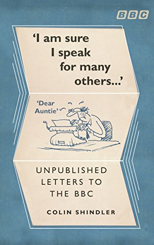 I'm Sure I Speak For Many Others... By Colin Shindler