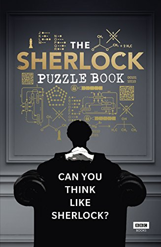 Sherlock: The Puzzle Book By Christopher Maslanka