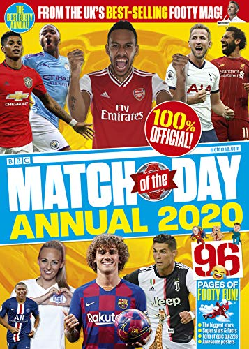 Match of the Day Annual 2020 By Various