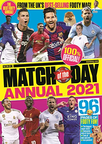 Match of the Day Annual 2021 By Various