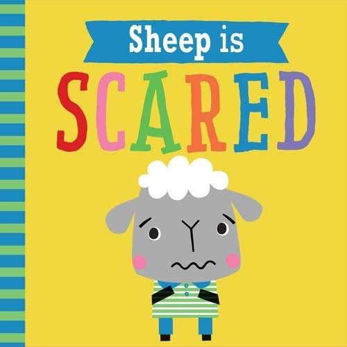 Playdate Pals: Sheep is Scared By Rosie Greening