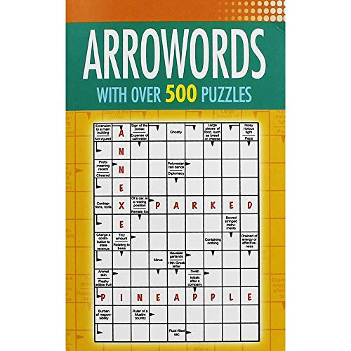 Arrowords (Series 2) By Arcturus Publishing