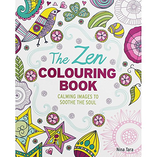 The ZEN Colouring Book By Arcturus Publishing