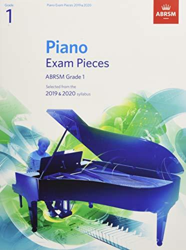 Piano Exam Pieces 2019 & 2020, ABRSM Grade 1 By Abrsm
