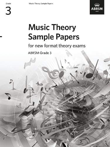 Music Theory Sample Papers - Grade 3 By ABRSM