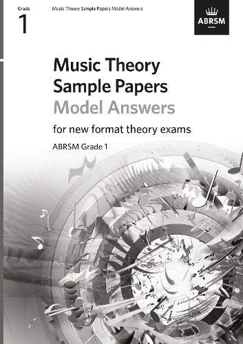 Music Theory Sample Papers Model Answers, ABRSM Grade 1 By ABRSM