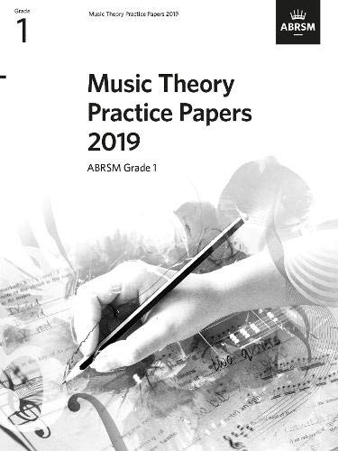 Music Theory Practice Papers 2019, ABRSM Grade 1 By ABRSM
