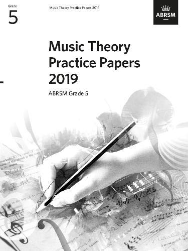 Music Theory Practice Papers 2019 Grade 5 By (music) ABRSM