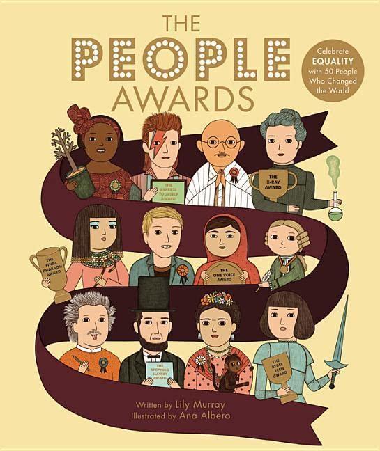 The People Awards von Ana Albero