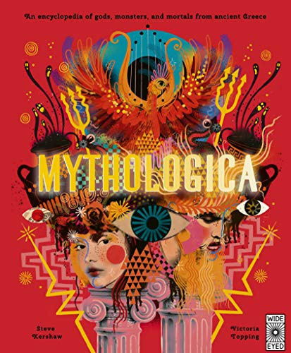 Mythologica By Victoria Topping