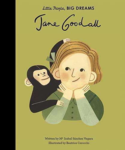 Jane Goodall By Maria Isabel Sanchez Vegara