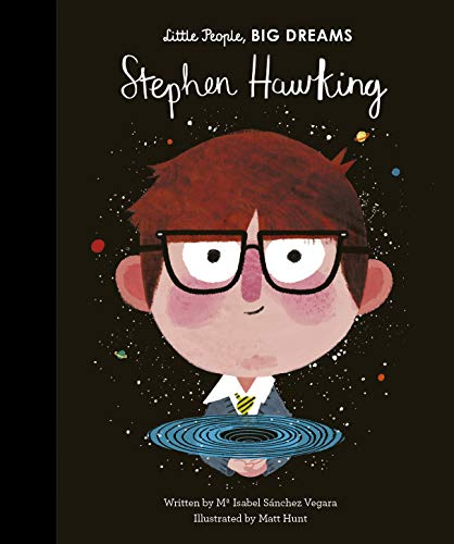 Stephen Hawking By Maria Isabel Sanchez Vegara
