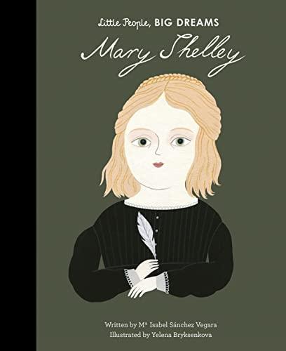 Mary Shelley By Maria Isabel Sanchez Vegara