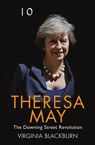 Theresa May By Virginia Blackburn