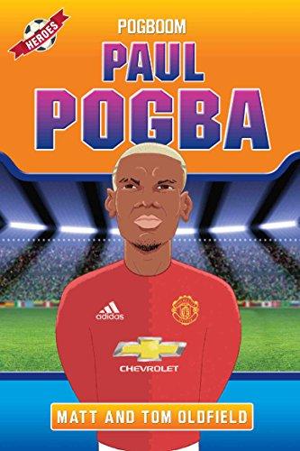 Paul Pogba By Tom Oldfield