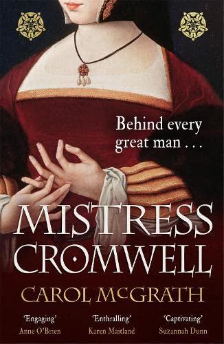 Mistress Cromwell By Carol McGrath