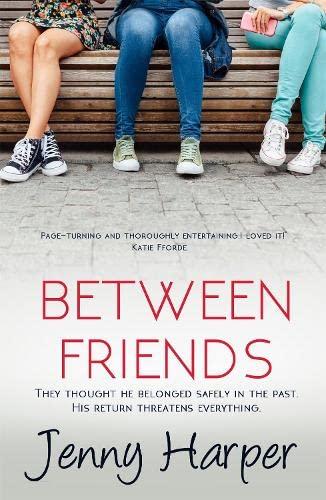 Between Friends By Jenny Harper