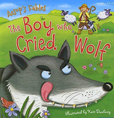 C24 Aesop Boy Cried Wolf By Kelly Miles