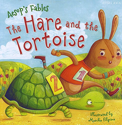 Aesop's Fables the Hare and the Tortoise By Kelly Miles