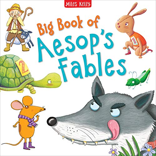Big Book of Aesop's Fables By Kelly Miles